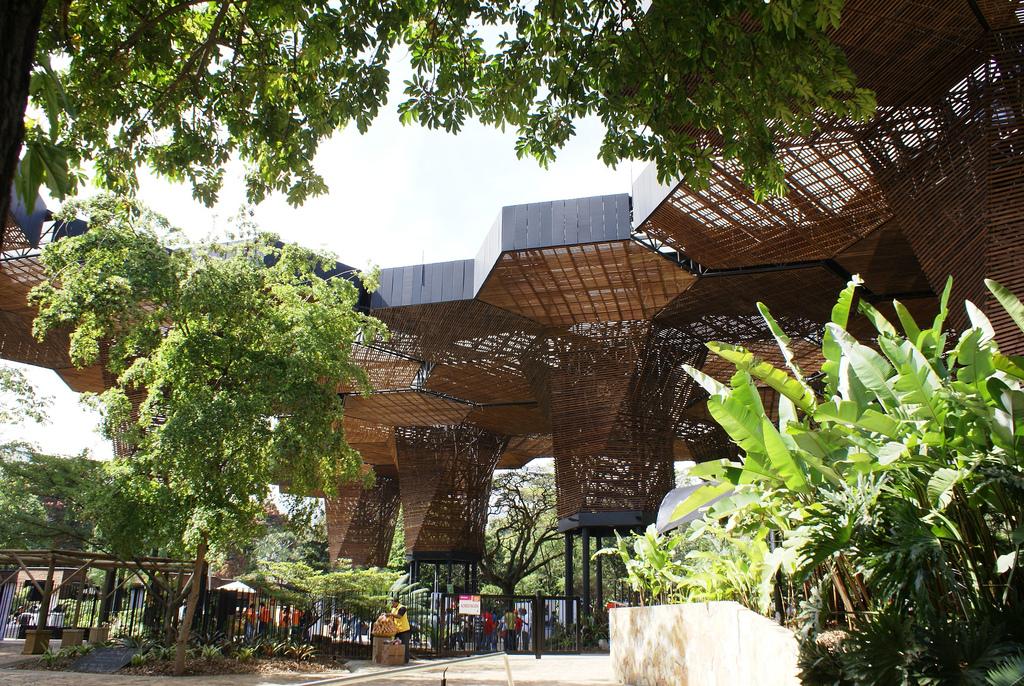 Jardin Botanico in Medellin